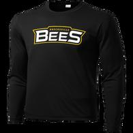 Brecksville Bees Baseball Performance LS Tee