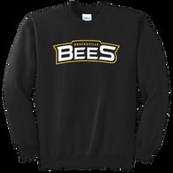 Brecksville Bees Baseball Crewneck