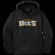 Brecksville Bees Baseball Performance Hoodie