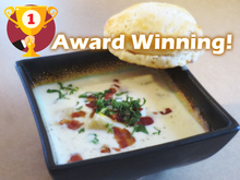*VOTED BEST SOUP* Creamy Cheesy Potato Soup Mix