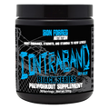 Contraband (Black Series)  Preworkout by Iron Forged Nutrition