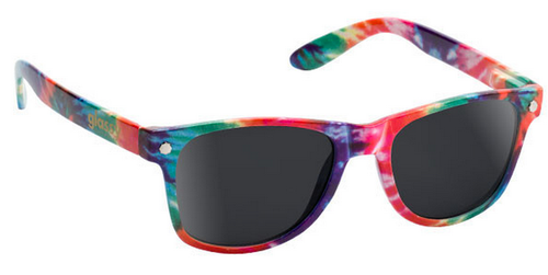Glassy Leonard Sunglasses - Tye Dye
