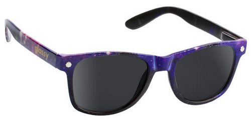 Glassy Leonard Sunglasses - Galaxy