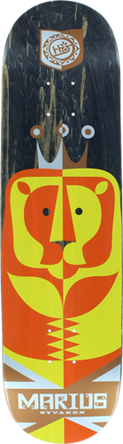 "Habitat Marius Ragalia Skateboard Deck - 8.25"""