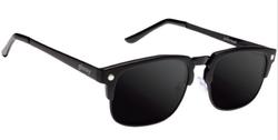 Glassy P-Rod Sunglasses - Matte Black Polarized