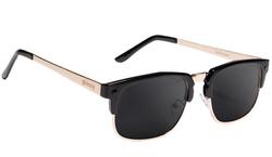 Glassy P.Rod Sunglasses - Black/Gold Polarized
