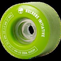 Arbor Vice Green Longboard Wheels - 69mm 80a