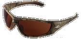 Bullhead Javelin Lens Color: Brown Frame Color: Camouflage  Base Curve: 8
