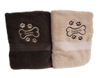 Dog Towel - Extra Large Plush(Personalized)