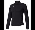 adidas Womens Tiro 17 Training Jacket - Black/Black