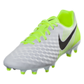 Nike Magista Onda II FG - White/Black/Volt/Pure Platinum SD (111617)