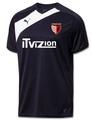 Corinthians SC Puma Santiago Men's Jersey - Black