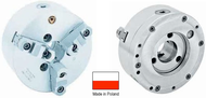 """Bison 3-Jaw Lathe Chuck Self Centering """"A"""" Short Taper"""