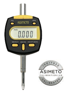 "Asimeto Digital Indicator 0-1"" Range - 7405011"