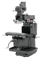 JET JTM-1254RVS Variable Speed Vertical Mill Machine 230/460V 3Ph