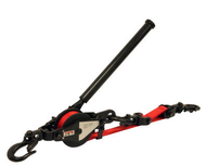 JET JWS SERIES DOUBLE PULL WEB STRAP HOISTS