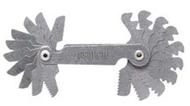 Asimeto Thread Pitch Gage 0.4-7mm Range - 7605508
