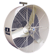 "Versa-Kool 36"" Deep Guard Circulation Fan - VK36"