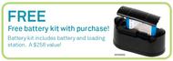 Brown & Sharpe Battery Kit W/battery & Station For Micro-Hite - 00760252