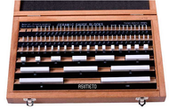 Asimeto 81 PC Inch Rectangular Gauge Block Set - 7650012