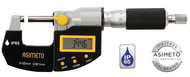 Asimeto IP65 Digital Outside Micrometers w/SPC Output