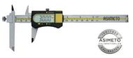 Asimeto Digital Caliper w/Adjustable Measuring Jaw - 7317060