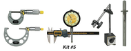Asimeto Precision Tools Kit #5 - 500-155
