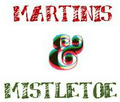 Patron Party - Martinis & Mistletoe - Includes a Personalized Keepsake Ornament