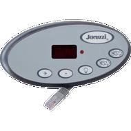 2600-322 Jacuzzi LED Topside ontrol Panel