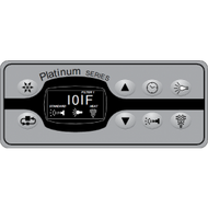Platinum Series Jacuzzi Control Panel 2500-150