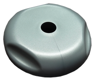 Jacuzzi diverter valve cap top view