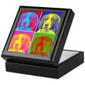 Brittany Tile Box- Warhol