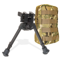 300 Series BattlePack Bipod NON-Pan - Prone