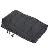 158-505 MOLLE Versa-Pod Tactical Black Battlepack Bipod Pouch
