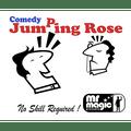 Jumping Rose Magic Trick by Mr. Magic