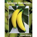 Sponge Bananas by Alan Wong