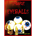 Set of 4 Sponge Eyeballs by Alan Wong