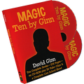 Magic TEN by David Ginn - DVD