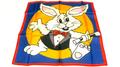 """18"""" Rabbit Silk by David Ginn and Goshman Magic"""