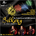 Silkeny (Props and DVD) by Vernet Magic and Inaki Zabaletta