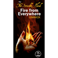 Invisible Hand Fire From Everywhere (Right Hand) by Vernet Magic