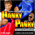 Hanky Panky Magic Trick by Scott Alexander & Puck