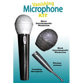 Vanishing Microphone Kit by George Iglesias - Magic Trick