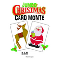 Christmas Card Monte - Magic Trick