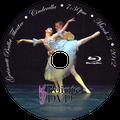 Gwinnett Ballet Theatre Cinderella 2012: 3/3/2012 7:30pm Blu-ray
