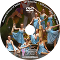 Sawnee School of Ballet 2014 Recital : Fri 5/30/2014 5:00 pm DVD