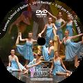 Sawnee School of Ballet 2014 Recital : Fri 5/30/2014 5:00 pm DVD