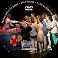 Sawnee School of Ballet 2014 Recital : Sat 5/31/2014 11:00 am DVD