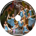 Sawnee School of Ballet 2014 Recital : Fri 5/30/2014 5:00 pm Blu-ray
