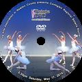 Covington Regional Ballet 2014 Recital: Saturday 5/17/2014 5:30 pm DVD